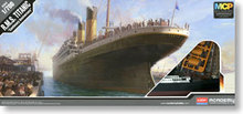 "ACADEMY 14214 Royal Cruise ship ""Titanic"" sailed Centenary Limited Edition(China)"