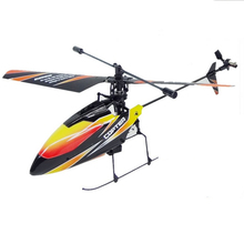 Kids Gift V911 4CH 2.4GHz Mini Radio Single Propeller RC Helicopter Gyro RTF With Transmitter TY