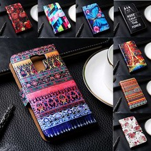 Flip PU Leather Phone Cover For Huawei Ascend P1/P6/P7/P8 Lite/U9500/Y360 Cases Anti-Knock Smartphone Shells Hoods