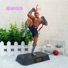19CM Action Figure LOL Lee Sin The Blind Monk 19cm High Quality PVC Collection Boy Kid Toys Juguetes Brinquedos Model Gifts