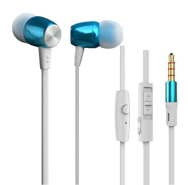 BYZ K460 in-ear earphone with mic wire control Bass<br><br>Aliexpress