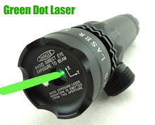 5nw Hunting Green Laser Sight Adjustable Tactical Laser Torch Flashlight Illuminator Designator With Weaver Mount and Switch(China)