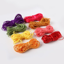 New Arrival 160Meters 1mm Round wax Jewelry Cord Beading rope/thread/wire/string For Necklace Bracelet DIY Jewelry Findings