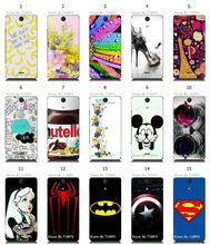 15design hybrid retail 1pc Spider-Man bad mickey batman Captain America white hard cover cases for Sony Xperia V LT25i free ship