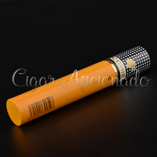COHIBA Gadget Portable Siglo VI Aluminum Travel Cedar Wood Lined Packing Cigar Tube Manufacturer