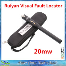 Ruiyan 20mW Visual Fault Locator Fiber Optic Cable Tester 15KM Test Laser Product Fiber Cable Tester