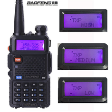 HOT FM Radio Station 8w High Power 136-174mhz 400-480mhz For Amateur Cb Radio Dual Band Portable Walkie Talkie UV 5R Baofeng 8w(China)