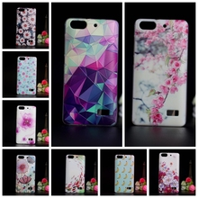 "Soft Silicon Cover For Huawei Honor 4C 5.0"" Phone Back Case For Huawei Honor 4C G Play CHM-CL00 Mini Capa Cute 3D Relief Carcasa"