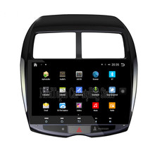 NaviTopia Brand New 10.1inch Quad Core Android 6.0 Car PC For Mitsubish ASX 2011 2012 2013 Car Audio Player With GPS Navigation(China)
