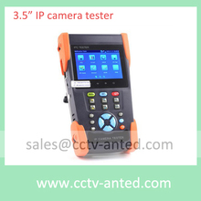 CCTV tester ip network Onvif CCTV IP Camera Tester Monitor with 3.5 inch LCD screen security camera tester