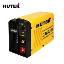 Huter R-180 High Quality Wave Pulse Inverter Welder Portable Inverter Welding Machine 140-260V Ship from Russia