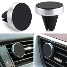 Universal Car Air Vent Magnetic Mobile Phone Holder For X1 X3 X4 X5 X6 AUDI A4 A3 A6 Q3 Q5 VW Passat B5 B6 b7 Polo(China)