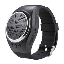 RS09 Smart Watch Dual Bluetooth Sports Bracelet With Music Speaker Music Watch For IOS/Android Smart Phone
