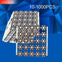 Buy 10-1000pcs 6Pin High power Aluminum Base Plate board LED Heat Sink Dia20mm 1W 3W 5W Led Beads Chips DIY Light TR for $2.49 in AliExpress store