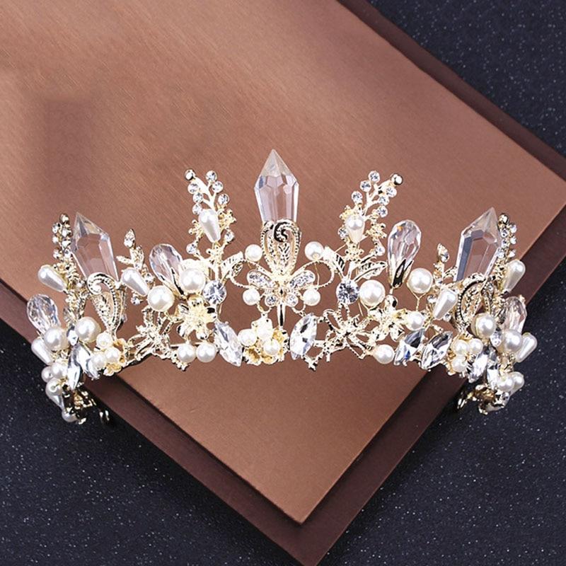 Tiara Gold Crown