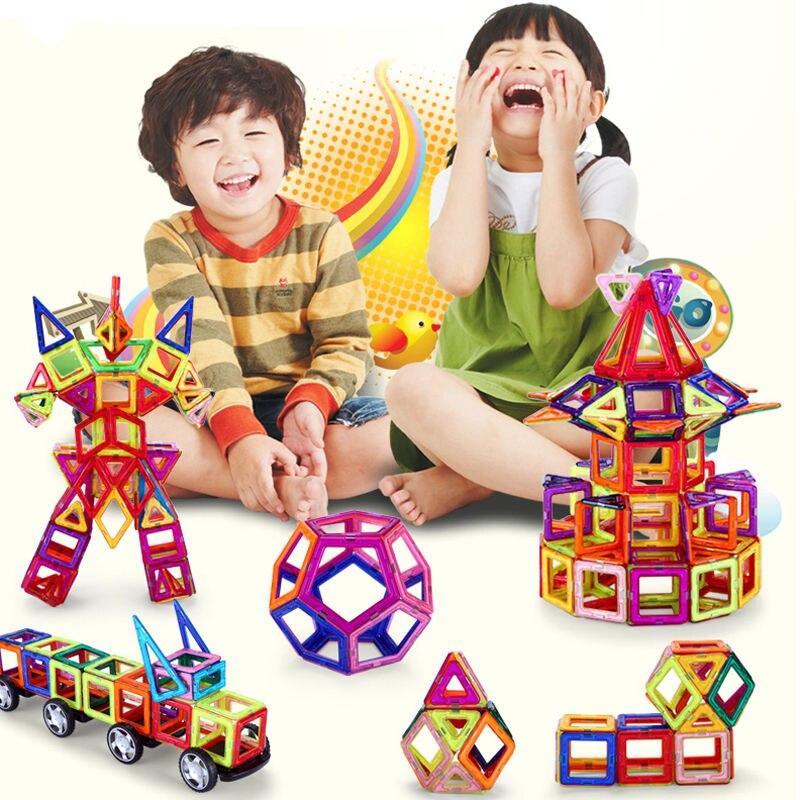 36PCS Magnetic Blocks Educational Toys For Kids Gift&amp; Designer  Construction Set Model Learning Educational Bricks Kids Toys<br><br>Aliexpress