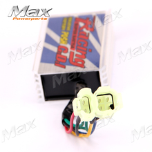 DC 6pin GY6 Racing 4+2 Pins CDI Fit to125cc 150cc 200cc Motorcyle Scooter ATV Quad Go Kart Buggy Direct Current