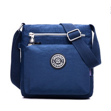 2017 New Lady messenger bag ladies waterproof nylon shoulder bag cheap women bags michaeled beach handbags bolsos sac a main