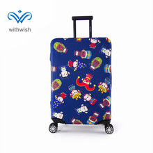 New Arrival Travel Luggages Protective Suitcase Cover S/M/L/XL High Elastic Scratch-resistant Trolley Cases Dustproof Covers 1PC