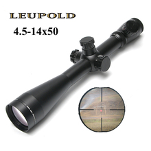 LEUPOLD 4.5-14x50 MARK 4 M1 Mid Dot Reticle Sight Tactical Optics Scope Hunting Rifle Scopes For Air Rifle Gun