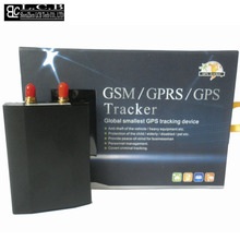 Latest And Best Selling Car GPS Vehicle Tracker TK103 GPS Tracker No Sim Card 10PCS/LOT(China)