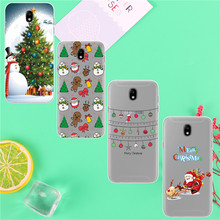 Christmas Case For iPhone X 5 5S SE 6 6S 7 Plus 8 For Samsung Galaxy S5 S6 S7 Edge S8 Plus J3 J5 J7 A3 A5 2016 2017 Note 8 prime