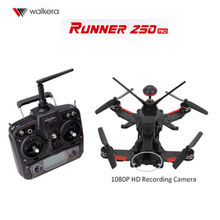 Original Walkera Runner 250 PRO GPS RC Drone With  DEVO 7 1080P Camera  OSD Version