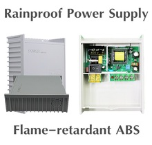 12V 2.7A / 2700mA 32W 2 Channel Outdoor Rainproof Power Adapter Supply for CCTV Camera(China)