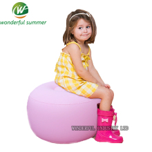 2016 New Pink Children Air Sofa Stools Adult Inflatable Laybag Lightweight Lounger Outdoor Activeity Bedroom Living Room Supply