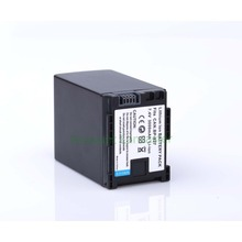 7.4V 3000mAh BP-827 BP 827 BP 827 camera  Battery Pack for CANON HF20 HF21 HF S11 HF S10 HF11, for canon accessories + wholesale