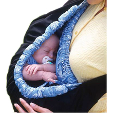 INFANT NEWBORN BABY CARRIER BAG CRADLE SLING WRAP STRETCHY NURSING PAPOOSE POUCH BABY CARRIER KEEPER