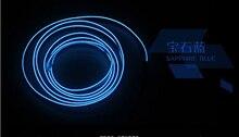 automotive trim. LED light bar. accessories. Mitsubishi Grandis Outlander Pajero LancerEvo Eclipse FOR BMW AUDI sticker