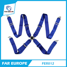 4 Point Quick Release FIA Racing Car Harness FER012(China)