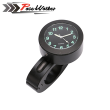 Hot Sales 22mm 7/8'' Motorcycle Accessory Handlebar Mount Clock Watch Waterproof For Honda Yamaha Harley Suzuki Mot
