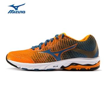 MIZUNO Hommes VAGUE ÉLÉVATION Mesh Respirant Léger Rembourrage Jogging Chaussures Sneakers Sport Chaussures J1GR141701 XYP296