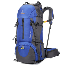 Advanced Outdoor Mountaineering Bags Laptop Shoulder Bag Men 60L Cycling Package Travel Bag 14 15 inch Notebook Tourism Backpack