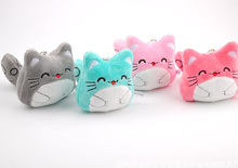 20pcs Mix Colors , Kawaii Plush 9CM Totoro cat Stuffed Toy Doll ; New gift Kid's Party totoro Toys