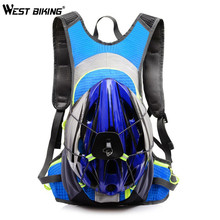 Buy WEST BIKING Waterproof Bike Bags Water Bottle Waist Rucksacks Travell Mountaineer Hiking Climbing MTB Bicycle Bag Backpack for $23.63 in AliExpress store