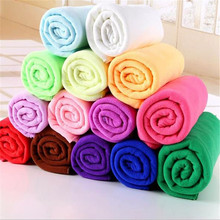 140x70cm Microfibre For beach towel Superdry Bath towels for adult l Super Soft Water Aborsbent Sports aqua Gym Microfiber towel(China)