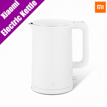 New Xiaomi Mijia Electric Kettle 1.5L Household 304 Stainless Steel Insulated Water Kettle Fast Boiling APO for Mi Smart Home(China)