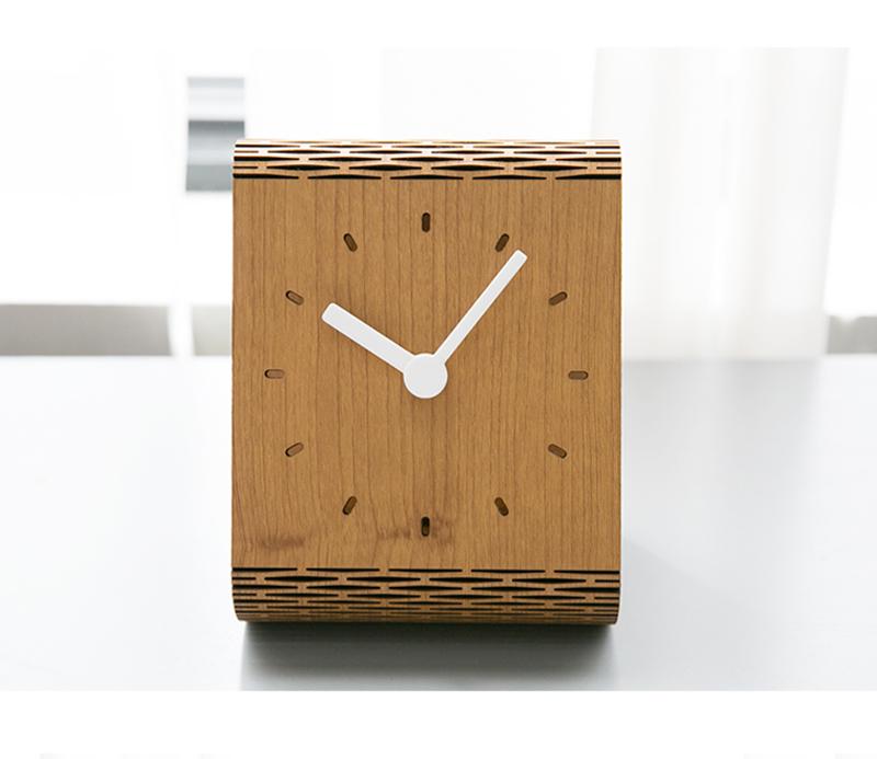 clock retro clock with time projection clock vintage automobile clock alarm clock bedroom clock clock flip watch table table clock vintage table clocks office decoration (11)