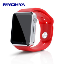 MYOHYA New bluetooth wrist watch smart electronics montre connecter android watch smart watch kids with good qualtiy(China)