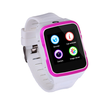 2016 New Wireless Bluetooth Moblie Phone 3G wifi Android 5.1 Watch Phone smart watch support sim card gps(China)