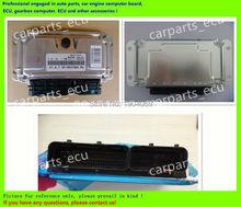 For car engine computer board/M7.9.7 ECU/Electronic Control Unit/Car PC/Dongfeng Peugeot/F01R00D609 20091102/F01RB0D609(China)