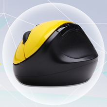 Wireless Vertical Mouse Ergonomic Gaming Optical Game Mice 2.4GHz Rechargeable Mause With Build In Battery