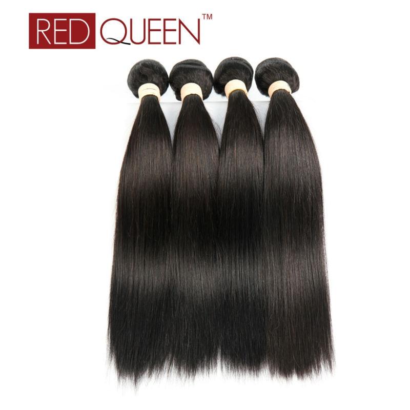 Grade 8a Unprocessed Virgin Hair 4 Bundles Brazilian Virgin Hair Straight Human Hair Weaving Natural Black Thick End No Shedding<br><br>Aliexpress