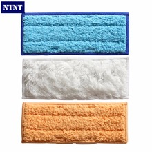 NTNT High Quality 3pcs/Lot Microfiber Washable wet & damp & dry sweeping Pad mopping pads for iRobot Braava Jet 240 Free Post
