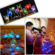 Color Changing Flash Heart Cute LED Light Wedding for Weddings/Birthday Parties/ Food and Floral Arrangements