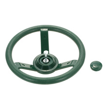 Plastic Steering Wheel Swing Set Accessories for Wood Backyard Play Set Steering Wheel for Kid(China)
