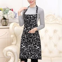 1Pc New Arrival Kitchen Apron Funny Patterns Cooking Apron Cute Fashion Chef Apron for Men or Women High Quality(China)